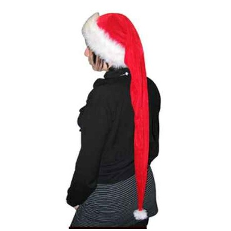 Bonnet de noel mega long