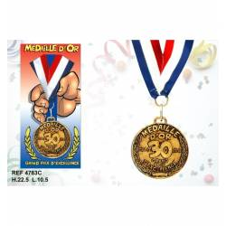 Medaille la 30 aine