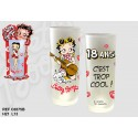 Verre Betty Boop 18 ans