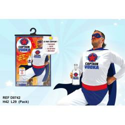 Costume Captain Vodka