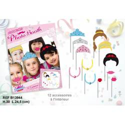 Pack Photo Booth Princesse