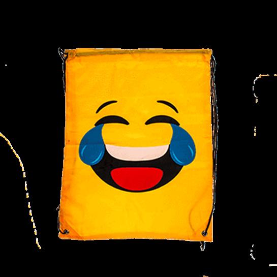 Sac Pliable Emoji Mort De Rire