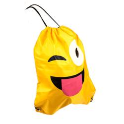 Sac pliable Emoji Tire la langue
