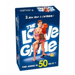 The Love Game 50 ans - 3 jeux sexy