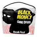 Grande tirelire cochon Black Money