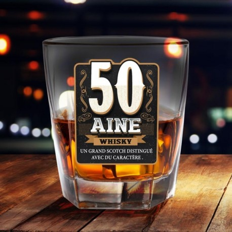 verre whisky 50 ans. Black Bedroom Furniture Sets. Home Design Ideas
