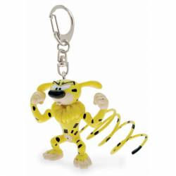 Porte-clé Marsupilami - Poings en l'air