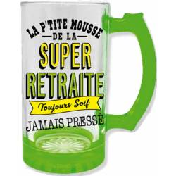 Chope P'tite Mousse Super Retraite