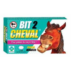 Pilule miracle bite de cheval