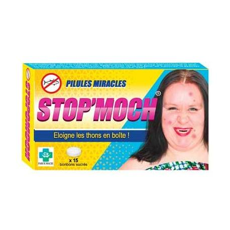 Pilules miracles Stop'moch