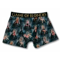 Boxer Game of Blondes