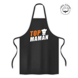 "Tablier ""top maman"""