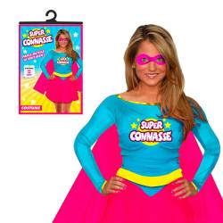 Costume super connasse