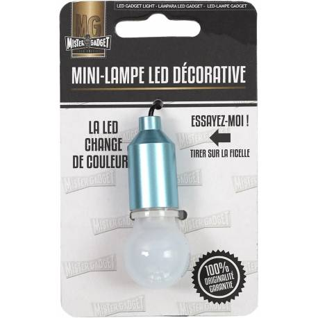 Mini lampe Led décorative