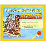 Diplôme retraite